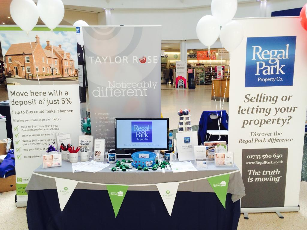Roadshow success for Regal Park