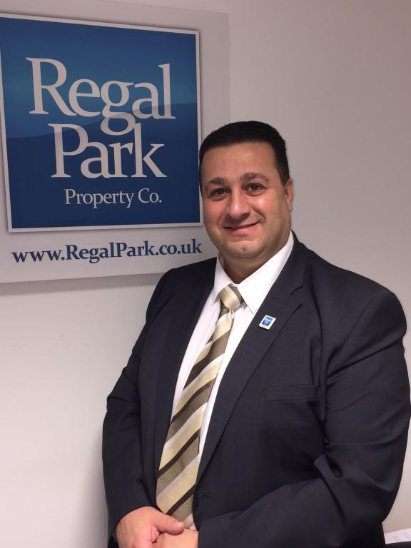 Regal Park Estate Agent appoints Claudio Cozzetto