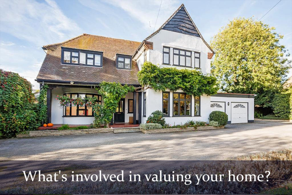 What's involved in valuing your home?