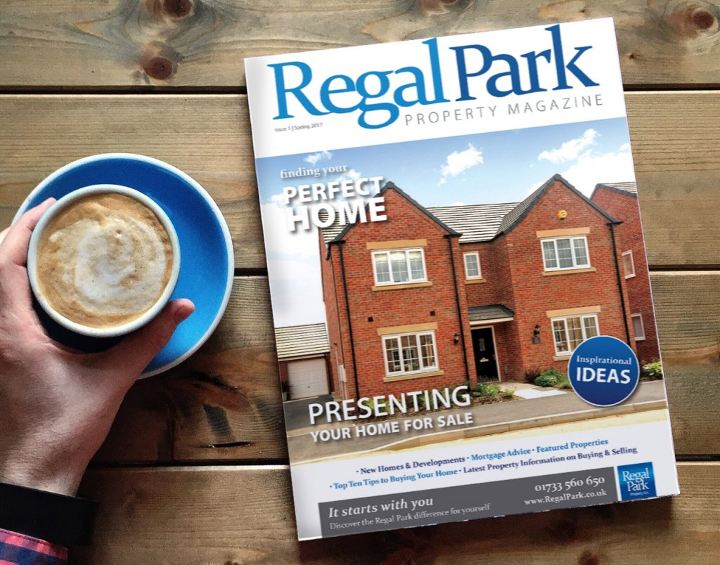 Regal Park Property Magazine launches